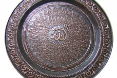 kerajinan kaligrafi tembaga kuningan 5