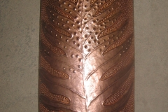 kerajinan lampu dinding tembaga kuningan