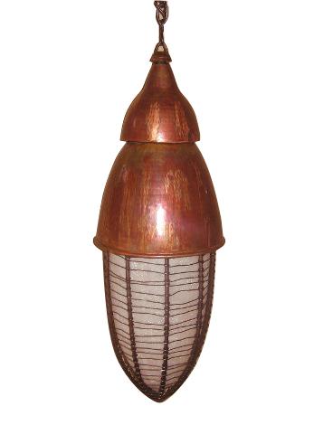 kerajinan lampu gantung tembaga kuningan 3