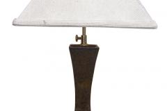 kerajinan lampu meja tembaga kuningan 5