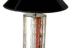 kerajinan lampu meja tembaga kuningan 14