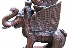 kerajinan patung tembaga kuningan 1