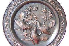 kerajinan relief tembaga kuningan 8