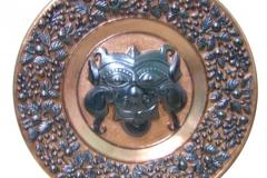 kerajinan relief tembaga kuningan 16
