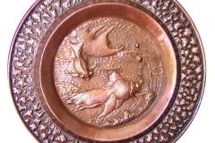 kerajinan relief tembaga kuningan 3